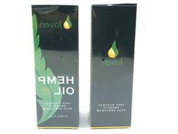 2 Pack Joven Hemp Oil 2 Oz ANXIETY STRESS RELIEF 10000 MG Om