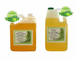 7 LB  PREMIUM ORGANIC 100% PURE OIL NATURAL CARRIER OILS BY