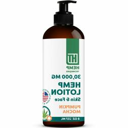 Organic Hemp Infused Body Lotion For Pain Relief Hemp Lotion