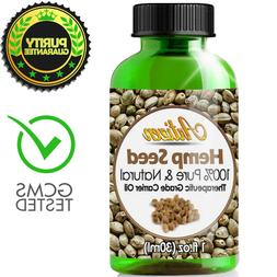 Premium Hemp Oil Drops for Pain Relief, Stress, Anxiety, Sle